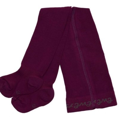 Ewers maillot tights purple