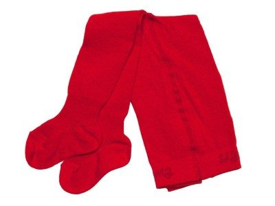 Ewers maillot tights red