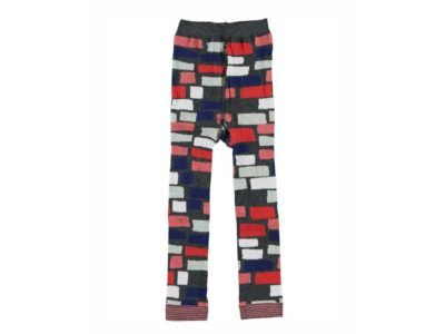 Organic legging red Kidscase Little Department Store