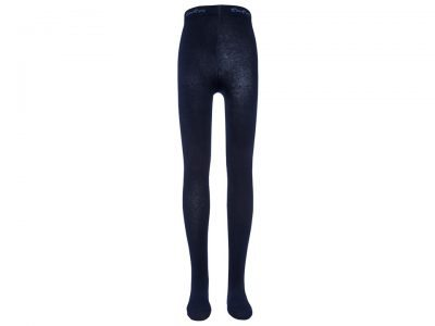 Tights Blue Ribbed Ewers Little Department Store