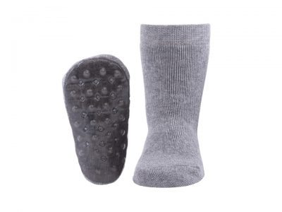 Antislip Socks Grey Ewers Little Department Store