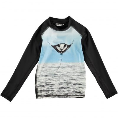 Neptune Jumping Stingray UV shirt