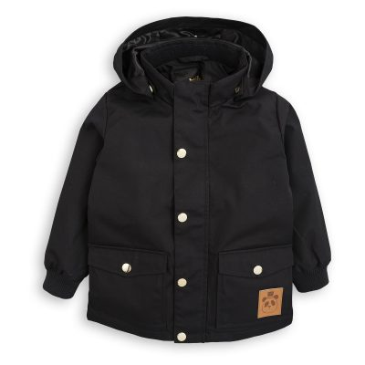 Pico Jacket Black