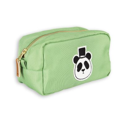 Panda case light green