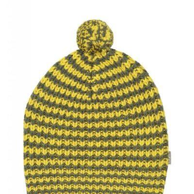 Sidney Hat mustard white