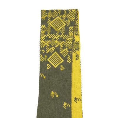 Sidney scarf mustard