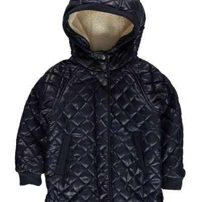 Jerry coat dark blue