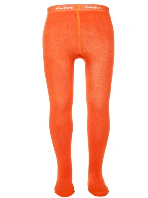 Ewers Orange Tights