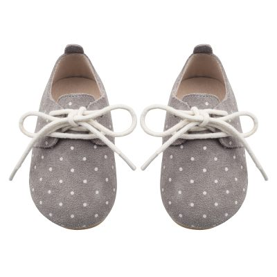 Dots Oxford Bootie