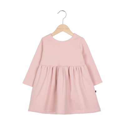 Oversized Dress Powder Pink