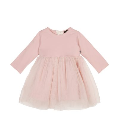 Tulle Dress Powder Pink