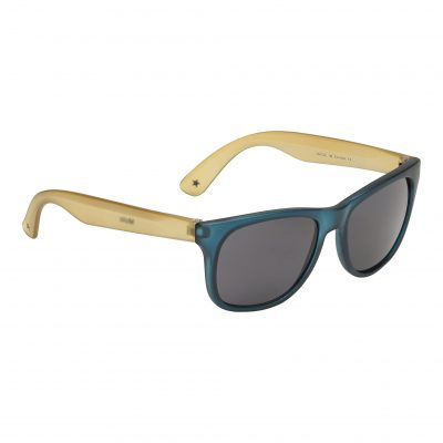 Molo sunglasses blue opal