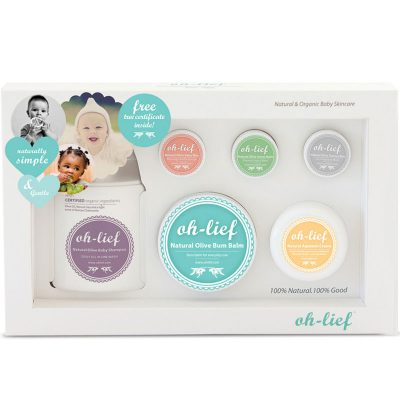 Oh-Lief Oh-lief Natural Baby Box