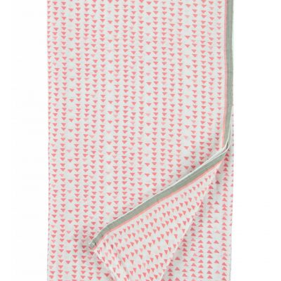 Rock swaddle sand soft red