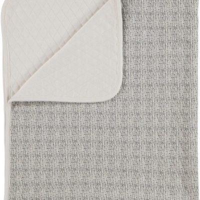 Lux printed blanket sand