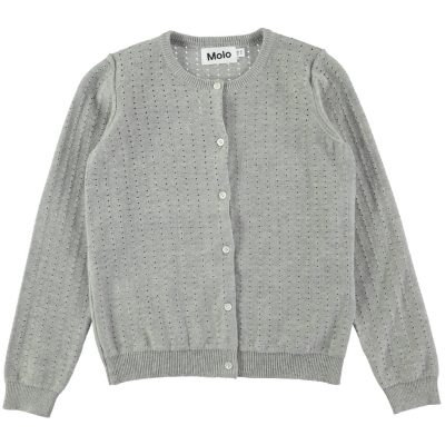 Cardigan Georgina Grey melange