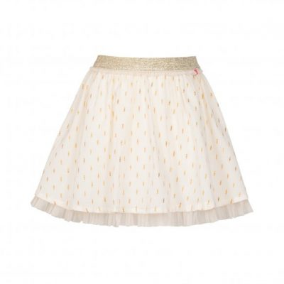 Le Big Ivy skirt Pearled Ivory