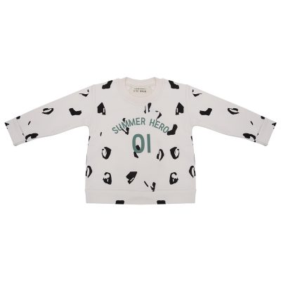 Sweater Summer Hero Animal Little Indians