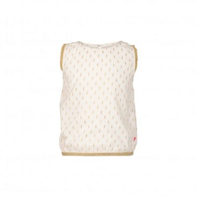 Le Big Ivy top Pearled Ivory