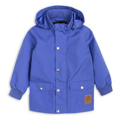 Mini Rodini - Pico Jacket Blue