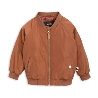 Mini Rodini - Draco baseball jacket