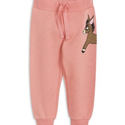 Mini Rodini Donkey Sweatpants Pink