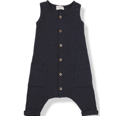 Wassily jumpsuit blu notte - 1+ in the family