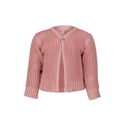 nOeser Demi cardigan pink gold