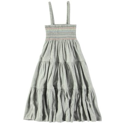 Molo Dress Cadee Light Grey Melange