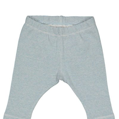 Kidscase Honey organic NB pants light blue