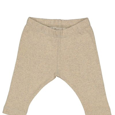 Kidscase Honey organic NB pants off-white