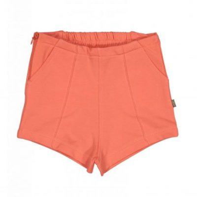 Kidscase Cody organic shorts pink