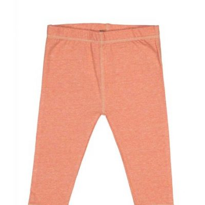 Kidscase Matt organic stretch legging pink