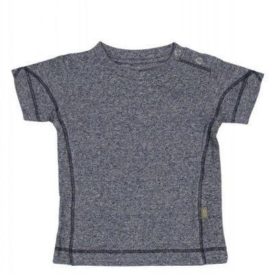 Kidscase Matt organic t-shirt baby dark blue