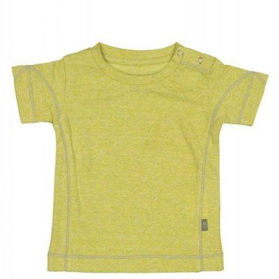 Kidscase Matt organic t-shirt baby yellow