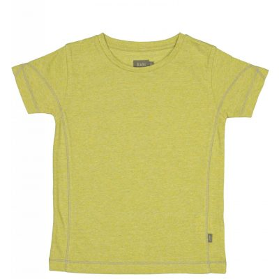 Kidscase Matt organic t-shirt yellow