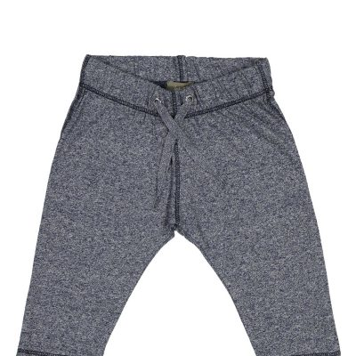 Kidscase Matt organic pants dark blue