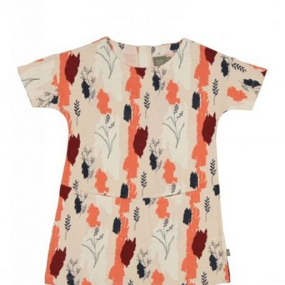 Kidscase Joan linen dress soft pink