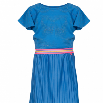 Le Big Jalou Dress Blue hyacinth