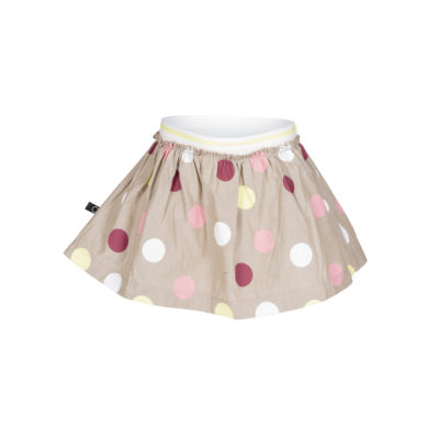 nOeser Jade skirt dots