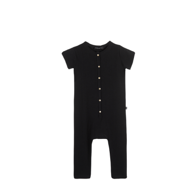 House of Jamie Laidback Jumpsuit Black