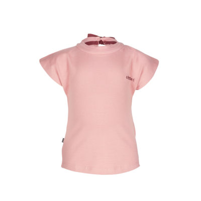nOeser Manou top bow pink