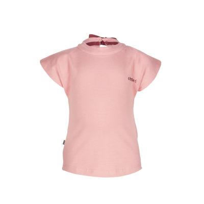 nOeser Manou top bow pink