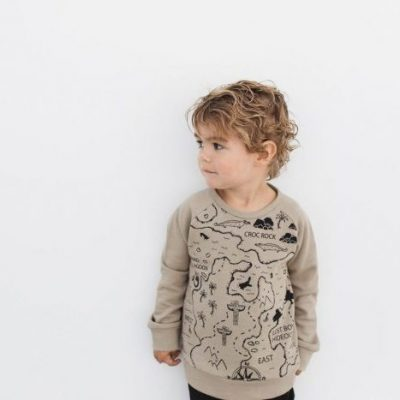 nOeser Hilke sweater map