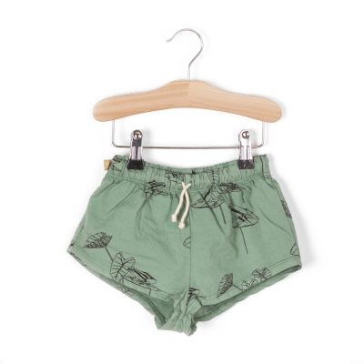 Lotiekids Swim shorts Frogs Pine Green