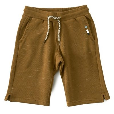 Little Label - sweat shorts brown sugar