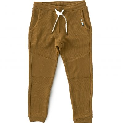 Little Label - fancy joggingpants brown sugar
