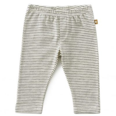 Little Label - Basic pants small black stripes