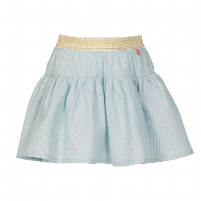 Le Big Jara Skirt Cloud Blue
