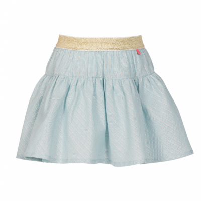 Le Big Jara Skirt Cloud Blue